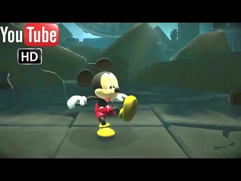 Микки Маус и Замок Иллюзий! Castle of Illusion Starring Mickey Mouse!
