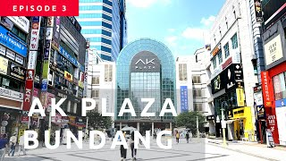 AK Plaza Bundang, Seoul, Korea…