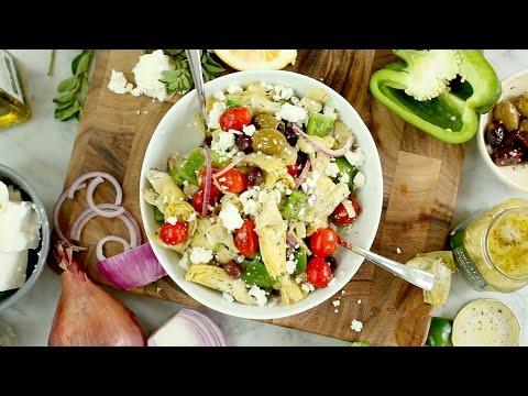 Recipe: Mediterranean Artichoke Salad