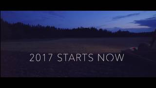 2017 starts now | The black agrotechnics | Fendt 936 Mr. Black | 4K