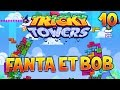 L'ESPOIR DE FANTOUCAN ?! - Tricky Towers avec Fanta et Bob