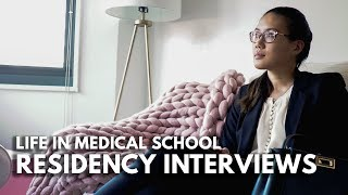 Life in Medical School: RESIDENCY INTERVIEW!