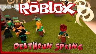 Run! Bunny, Run! - Deathrun Spring - Roblox