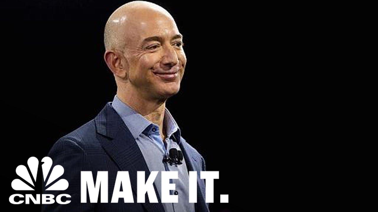 Amazon Ceo Jeff Bezos Leadership Style Influenced By The