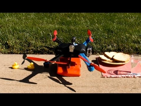 Flying machines: from DUCK robots to flying monkeys - ICRA 2016 highlights 1/4