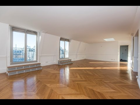 (Ref: 17092) 5-Bedroom unfurnished apartment for rent on Avenue de Villiers (Paris 17th)