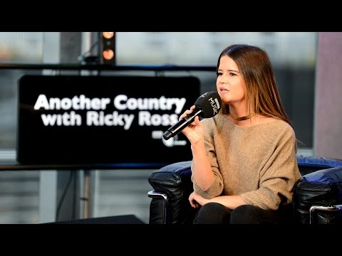 Maren Morris - Ricky Ross Interview (BBC Radio Scotland)