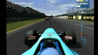 """PSM2 reviews: """"F1 Career Challenge"""" (PS2)"""