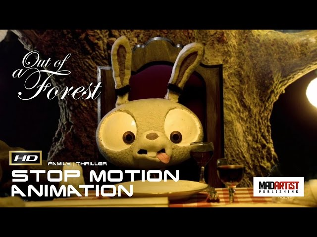 OUT OF A FOREST | A Forest at night holds many things - 3D CGI Film by The Animation Workshop