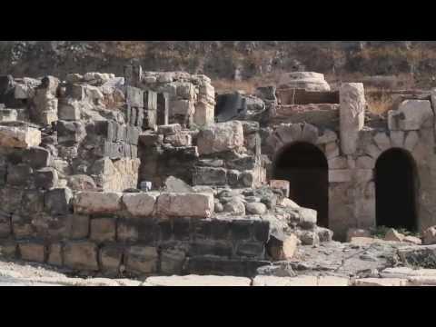 Secret Tunnels below Jerusalem and LEHI's exodus