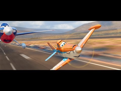 "Disney's ""Planes: Fire & Rescue"" Trailer 2 - Thunder"