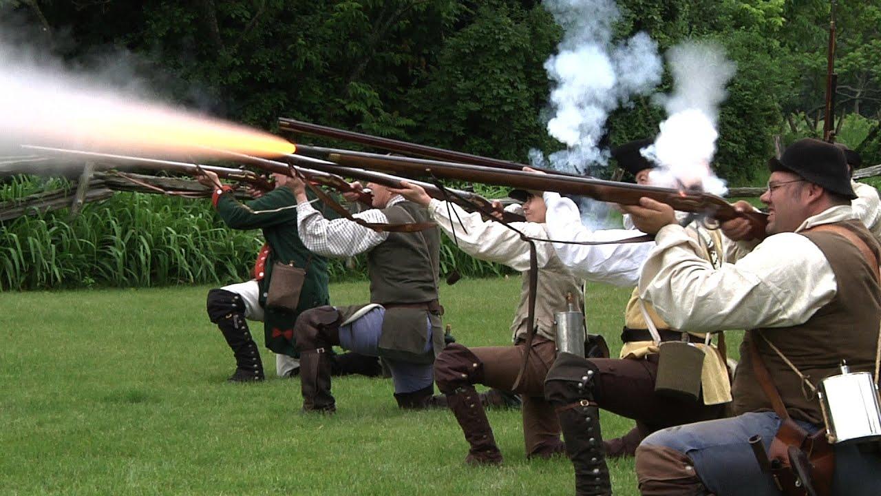 Revolutionary War Reenactment [SIV313]