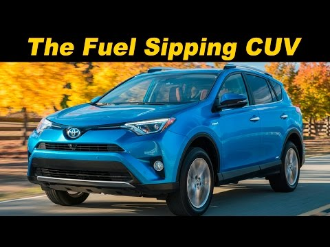 2016 / 2017 Toyota RAV4 Hybrid Review and Road Test | DETAILED in 4K UHD!