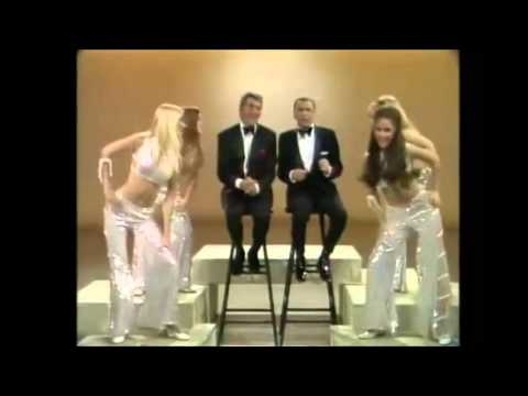 """Dean Martin & Frank Sinatra with the """"DingALings"""" - New Year´s Eve 1970 Clip4 music"""