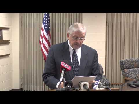 Hall County Courthouse Renovation Press Conference