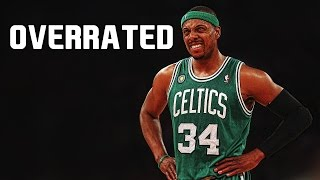 Is Paul Pierce OVERRATED?