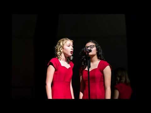 Los Cerritos Middle School Choirs, December 2017
