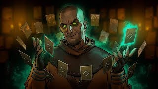 The Witcher 3 Господин зеркало   Камянные сердца. Загадка .Концовка