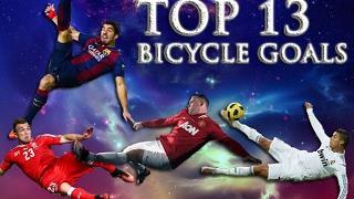 TOP - 13 BICYCLE Goals ( 2016 - 2017 )
