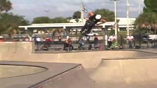 Orlando Skatepark BMX Contest