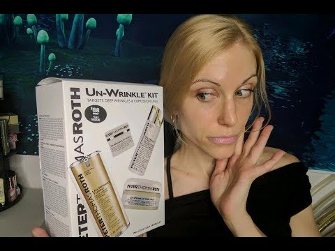 SKIN BOOT CAMP Ft Peter Thomas Roth (Meet Your Mask Set, Un-wrinkle set)