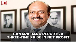 Earnings With ET NOW | Strong agriculture lending in Q2 | LV Prabhakar, Canara Bank