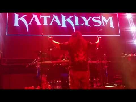 KATAKLYSM en CHILE 2017