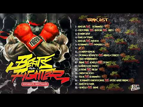 Enfabeats - BEATS FIGHTER [Disco Completo] Full Beat tape