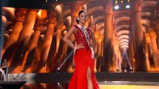 Miss Universe Philippines 2015 Pia Alonzo Wurtzbach Preliminary Competition Full Performance