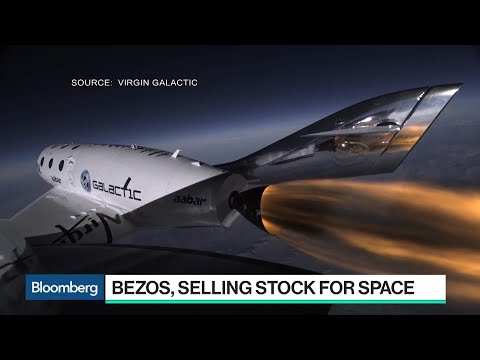 How Bezos, Branson and Musk Pay for Space Race