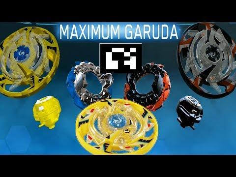 MAXIMUM GARUDA QR CODES Максимум Гаруда сканировать код видео с конкурсом!