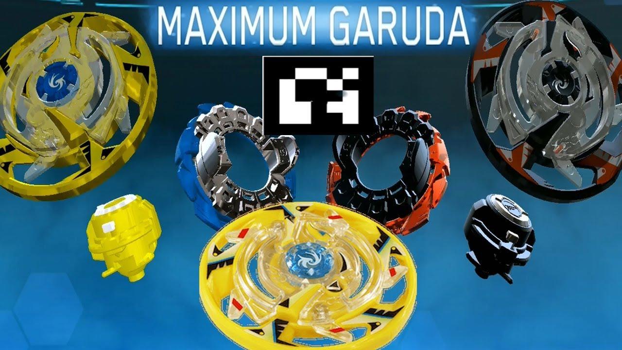 MAXIMUM GARUDA QR CODES Максимум Гаруда сканировать код видео с конкурсом! #1