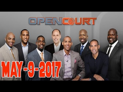 NBA Open Court - What's Makes The Playoffs Special ? | May 9, 2017