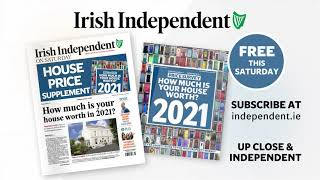 Irish Independent - How Much Is Your House Worth Magazine