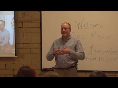 Nonviolent Communication with Jeff Brown