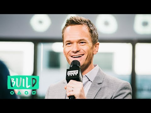 "Neil Patrick Harris Discusses ""Lemony Snicket's A Series of"