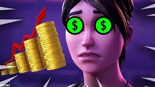 HOW TO USE FORTNITE TO EARN MONEY | How people make money with Fortnite Battle Royale!