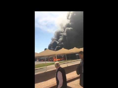 Sharjah College Fire