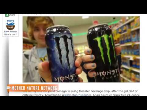 FDA Investigates Caffeinated Foods  Lastest News