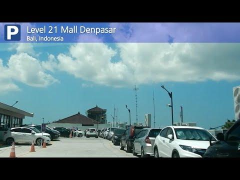 Car Park - Level 21 Mall Denpasar (Bali, Indonesia)