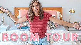 My NEW Room Tour! | Back to School Senior Year