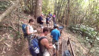 The Gibbon Experience Laos 2014 Part 1