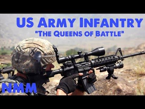 "US ARMY Infantry ""Queens of Battle"" NMM Productions"