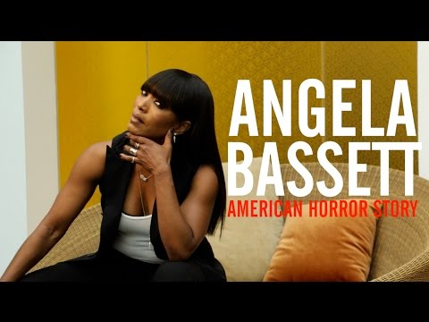 Angela Bassett Teases 'American Horror Story's' 'Darkest Season' Yet, Kissing Lady Gaga