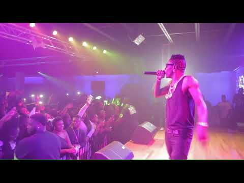 Shatta Wale In USA