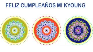 MiKyoung   Indian Designs - Happy Birthday