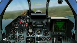 Lock on. Su-27 Campaign. Mission 1 - Scramble