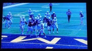 Trinity Football v Amherst: Highlights