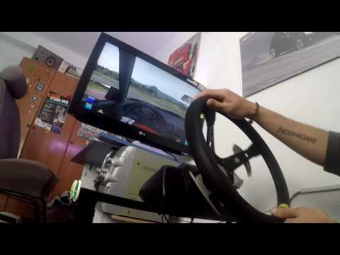 Download MP3 MP4 Live For Speed Logitech G27 Wheel Omp Drifting