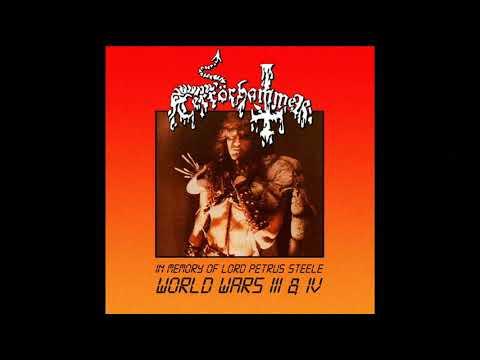 Terrörhammer -  World Wars III & IV (In memory of Lord Petrus Steele) (EP, 2020)